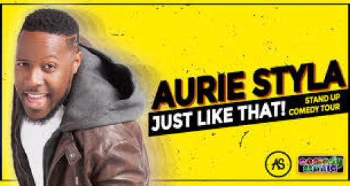 AURIE STYLA: JUST LIKE THAT (UK TOUR 2019)