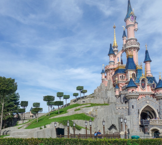 Telford & District Area | Disneyland Paris - 3 Nights stopping at On-site Hotel