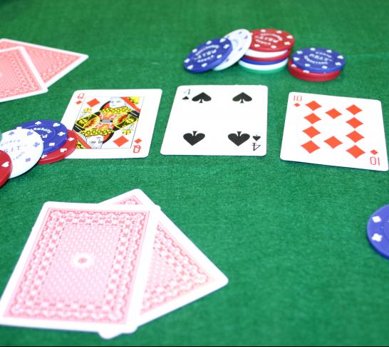 Welsh Texas Hold Em, Event 3 Poker tournament