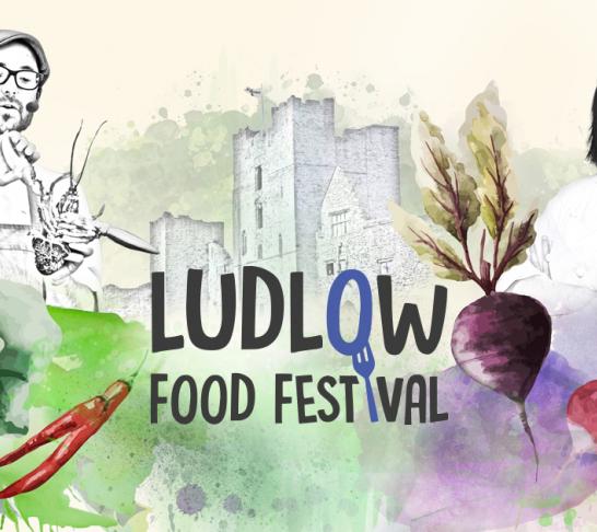Ludlow Food Festival Sunday Market