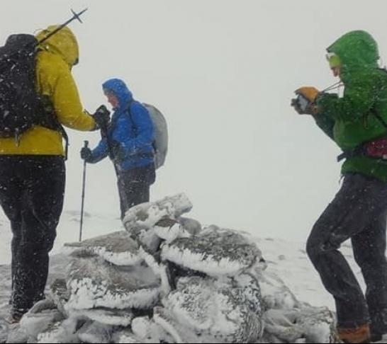 National | Winter Skills & Walking week
