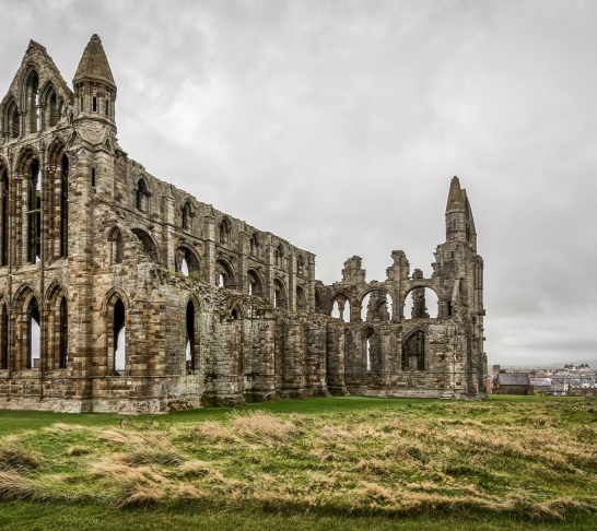 Whitby Abbey Site Tour