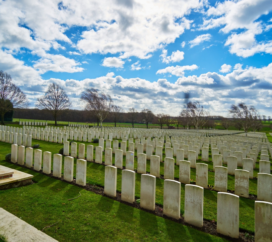 Battlefield Tour of Ypres