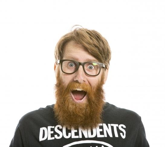 Matt Stewart - Dry Ginger Male