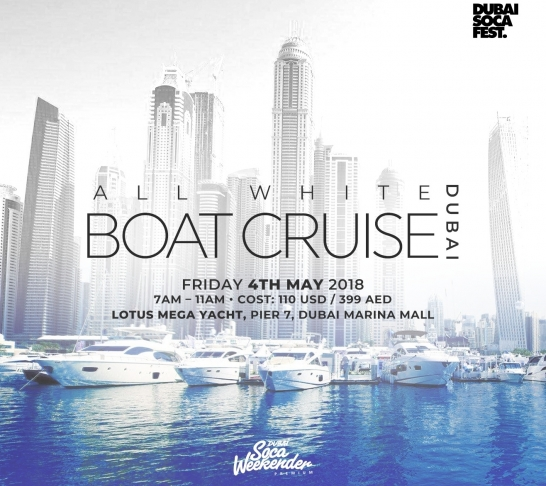 All White Breakfast Boat Cruise