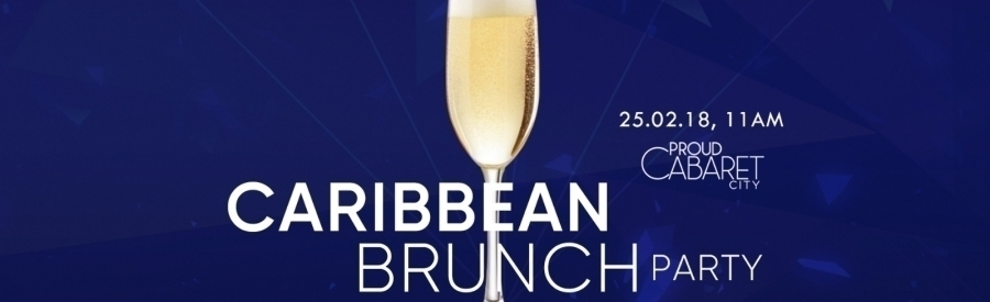 Caribbean Brunch Party February