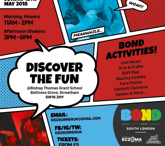 BOND South London : Child & Adult Play Sessions