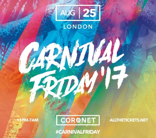 Carnival Friday NHC 2017