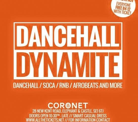 Dancehall Dynamite