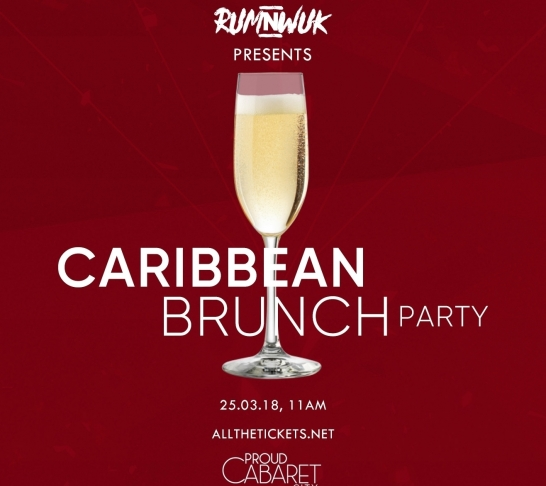 Caribbean Brunch Party March