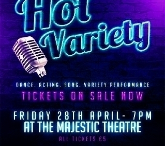 Hot Variety By Darlington College