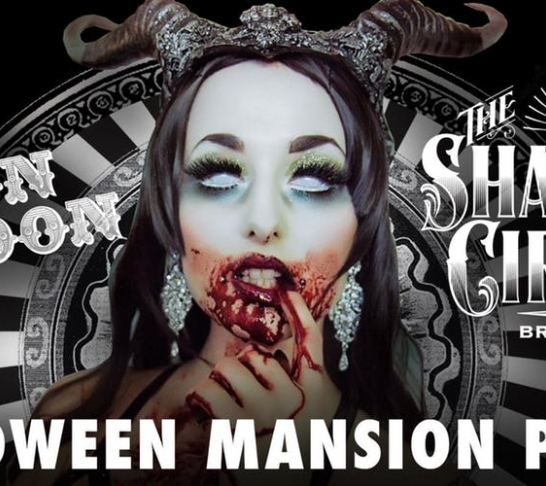 The Shadow Circus Halloween Mansion Party