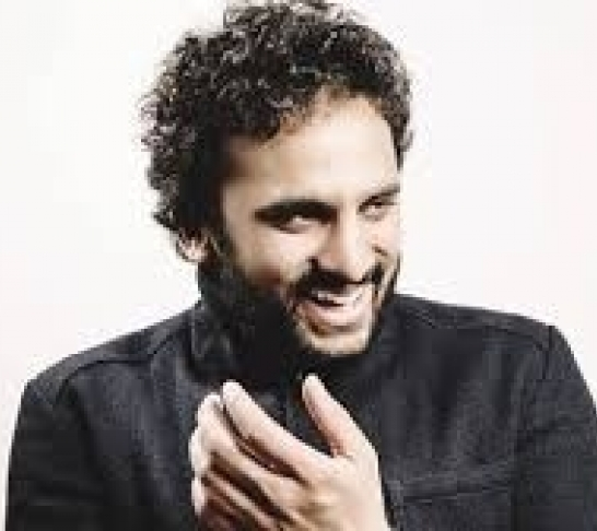 Nish Kumar: It's in Your Nature to Destroy Yourselves (Work in Progress)