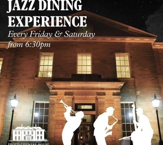 Jazz Dining Experience - Easter Saturday