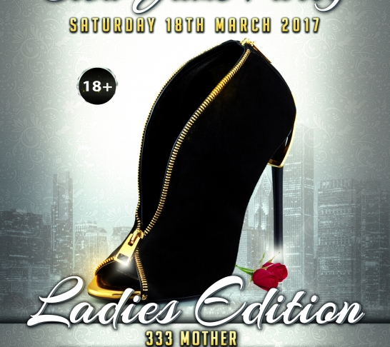 LADIES EDITION - The Official Slow Jams Party
