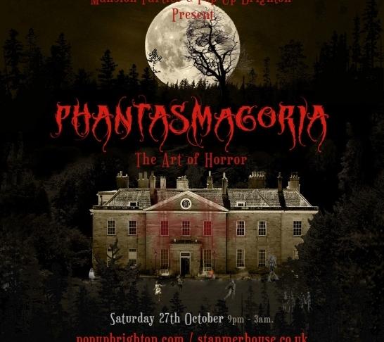 Phantasmagoria Mansion Party