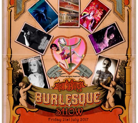 A Big Burlesque Show