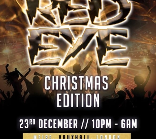 RED EYE - 100% Soca - Christmas Edition