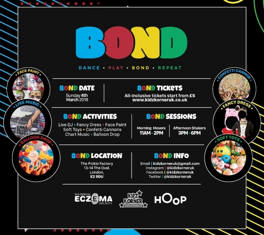 BOND : Child & Adult Play Sessions