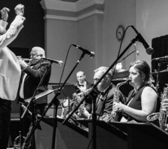 Darlington Jazz Festival with Dave O'Higgins and the Durham Alumni Big Band