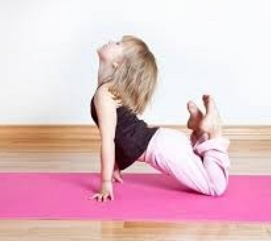 Yoga and Mindfulness (5 - 8 year olds)